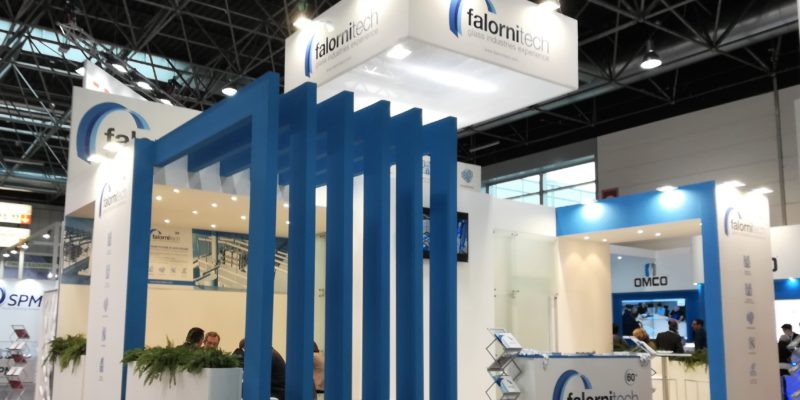 Thank you for visiting our booth at Glasstec 2018