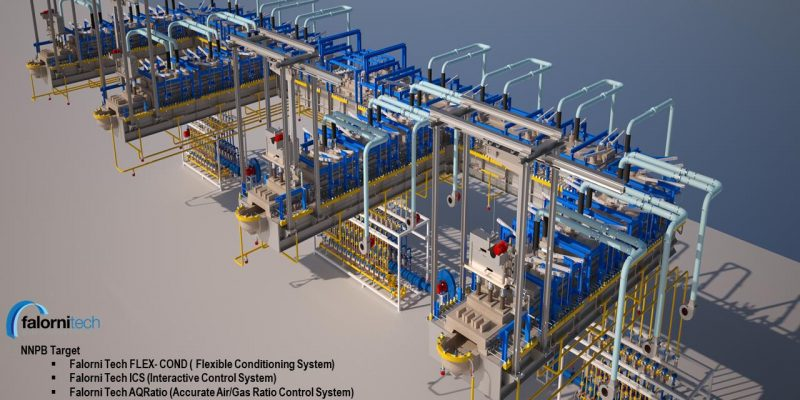 FLEX-COND Conditioning System for NNPB process